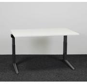 Ahrend Ahrend Essa Knop Verstelbaar Bureau | 140 x 80 cm | Nieuw Wit Blad