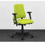 BMA Ergonomics BMA Axia Bureaustoel Lime Groen | Nieuw Gestoffeerd