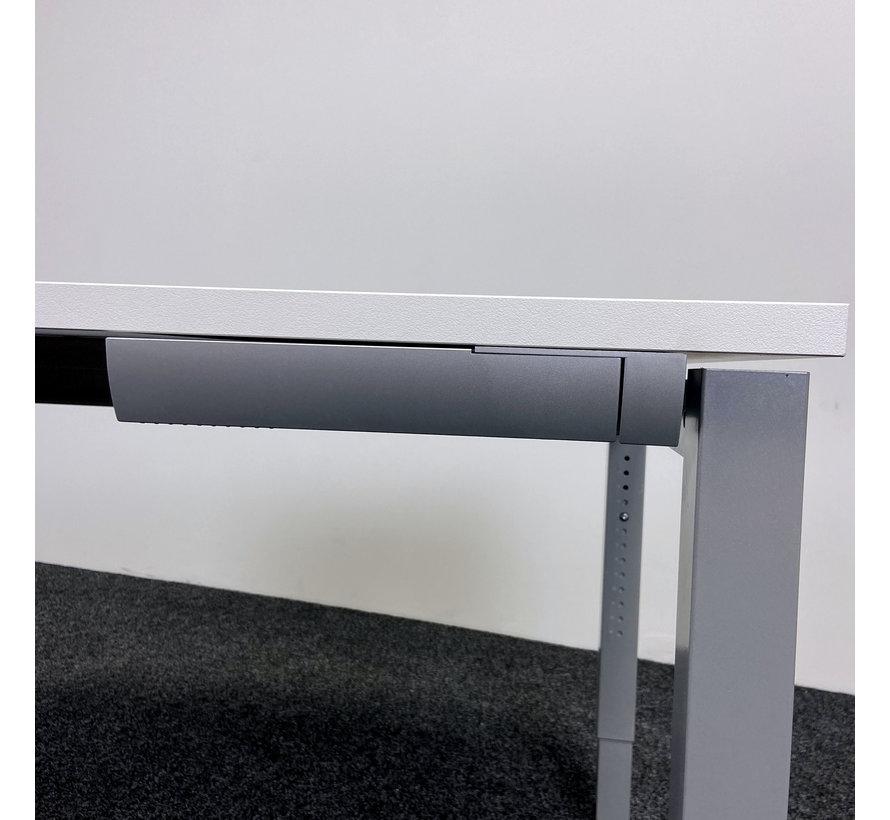 Hoogte Verstelbaar Inbusbureau 160 x 80 cm - Keuze Bladkleur