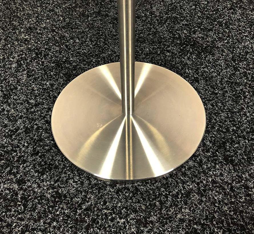 Glazen Bijzettafel Rond - 45 cm