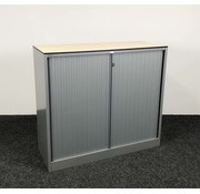 Ahrend Ahrend Roldeurkast Aluminium | 107 x 120 x 45 cm