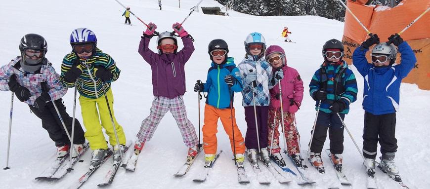 Kinder Garantie Plan bij Skicentrum Heemskerk