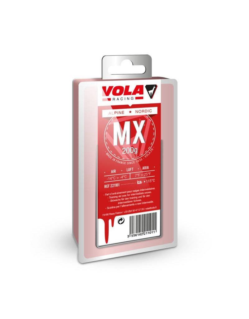 Vola Training Wax Rood 200 gram