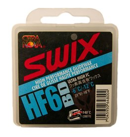 Swix HF6 Wax Black Devil