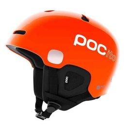 POC POCito Auric Cut Spin Helmet Orange