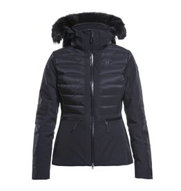8848 Altitude Cristal Jacket Black