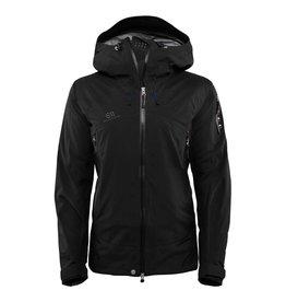 Elevenate Manteau de Ski Femme Bec de Rosses Noir