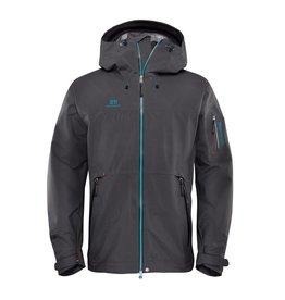 Elevenate Manteau de Ski Louvie Charcoal