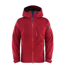 Elevenate Creblet Ski Jacket Beetroot Red