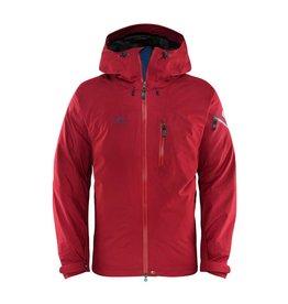 Elevenate Creblet Ski Jacket Beetroot Rouge