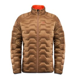 Elevenate Motion Down Jacket Pecan Brown