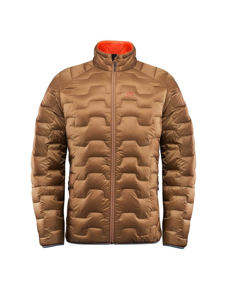 Elevenate Motion Down Jacket Pecan Brown