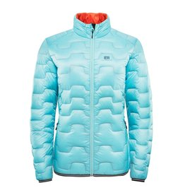Elevenate Motion Down Jacket Coral Blue