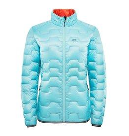 Elevenate Women's Motion Down Jacket Coral Blue