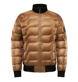 Elevenate Locals Down Jacket Pecan Brown