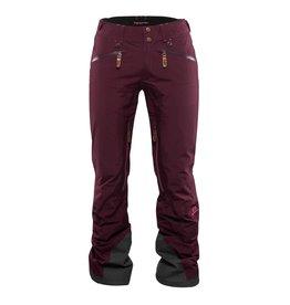 Elevenate Pantalon de Ski Femme Zermatt Aubergine