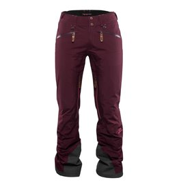 Elevenate Women's Zermatt Ski Pants Aubergine