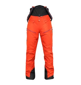 Elevenate Women's Bec de Rosses Ski Pants Fire Orange