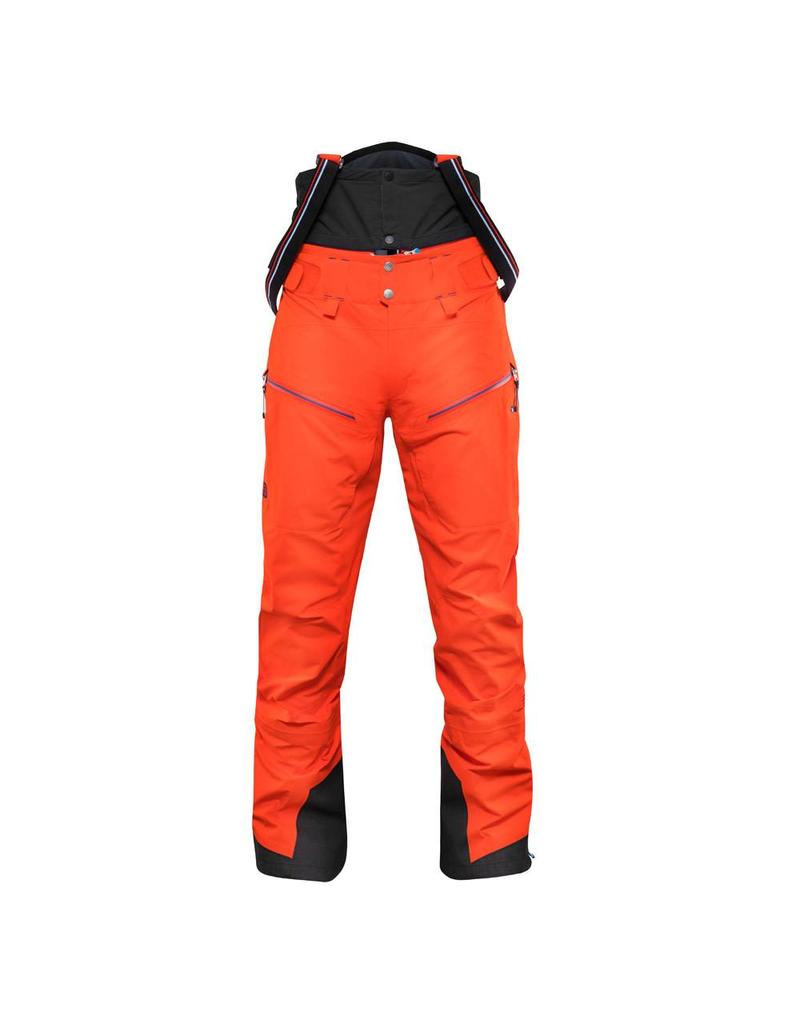 Elevenate Bec de Rosses Dames Skibroek Fire Orange
