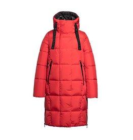 Goldbergh Adele coat Red