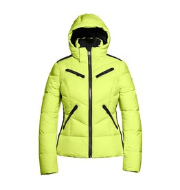 Goldbergh Alicia Ski Jacket Soft Neon Yellow