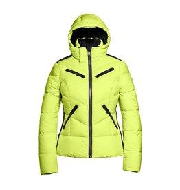 Goldbergh Manteau de Ski Alicia Neon Jaune