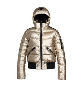 Goldbergh Diva Jacket Gold