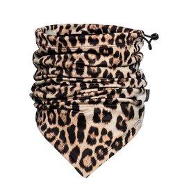Goldbergh Tora Nekwarmer Leopard