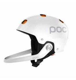 POC Sinuse SL Race Helmet White