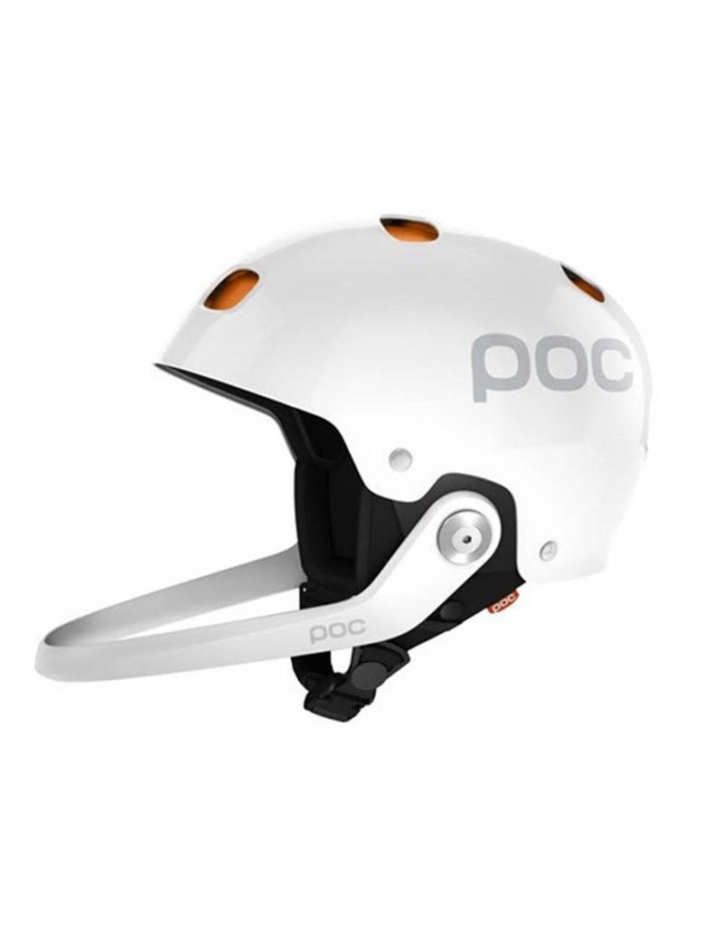 POC Sinuse SL Race Helm Wit