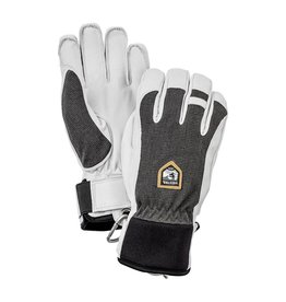 Hestra Army Leather Patrol Gloves Charcoal
