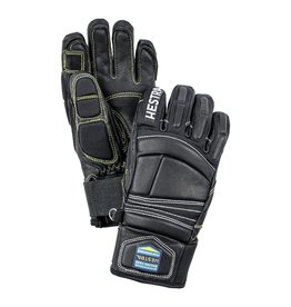 Hestra Impact Racing Jr - Gloves  Black/Yellow