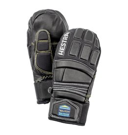 Hestra Impact Racing Jr - Mittens Black/Yellow
