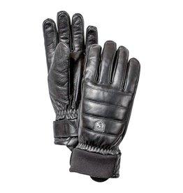 Hestra Alpine Leather Primaloft Gloves Black