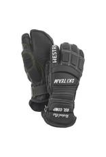 Hestra RSL Comp Vertical Cut 3-vinger Handschoenen Black