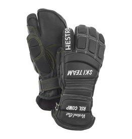 Hestra RSL Comp Vertical Cut 3-finger Gloves Black