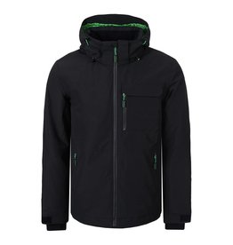 Icepeak Men's Kevin Ski Jacket Dark Green