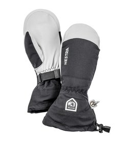Hestra Army Leather Heli Ski Mittens Black