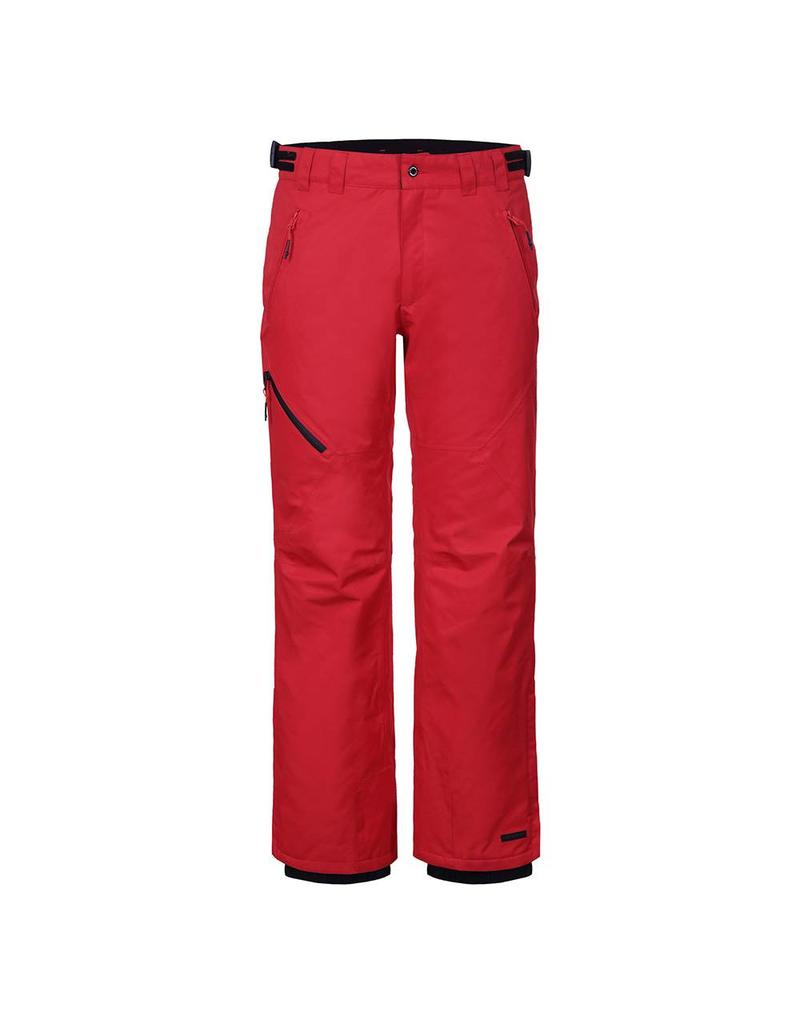 Icepeak Men's Johnny Ski Pants Classic Red