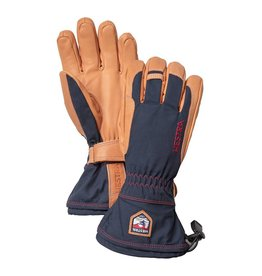 Hestra Narvik Wool Terry Gloves Navy