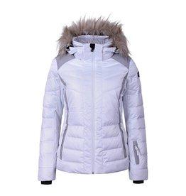 Icepeak Women's Cindy Ski Jacket Optic White