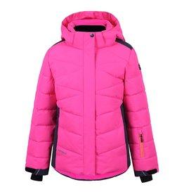 Icepeak Helia Junior Ski Jacket Hot Pink