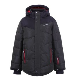 Icepeak Ski Jacket Helios Junior Dark Green