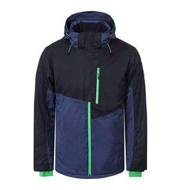 Icepeak Men's Keanu Ski Jacket Lead Grey