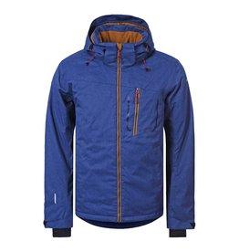 Icepeak Men's Kelby Ski Jacket Blue