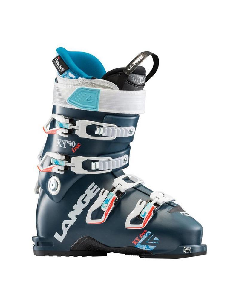 Lange XT 90 Free W Dames Skischoenen