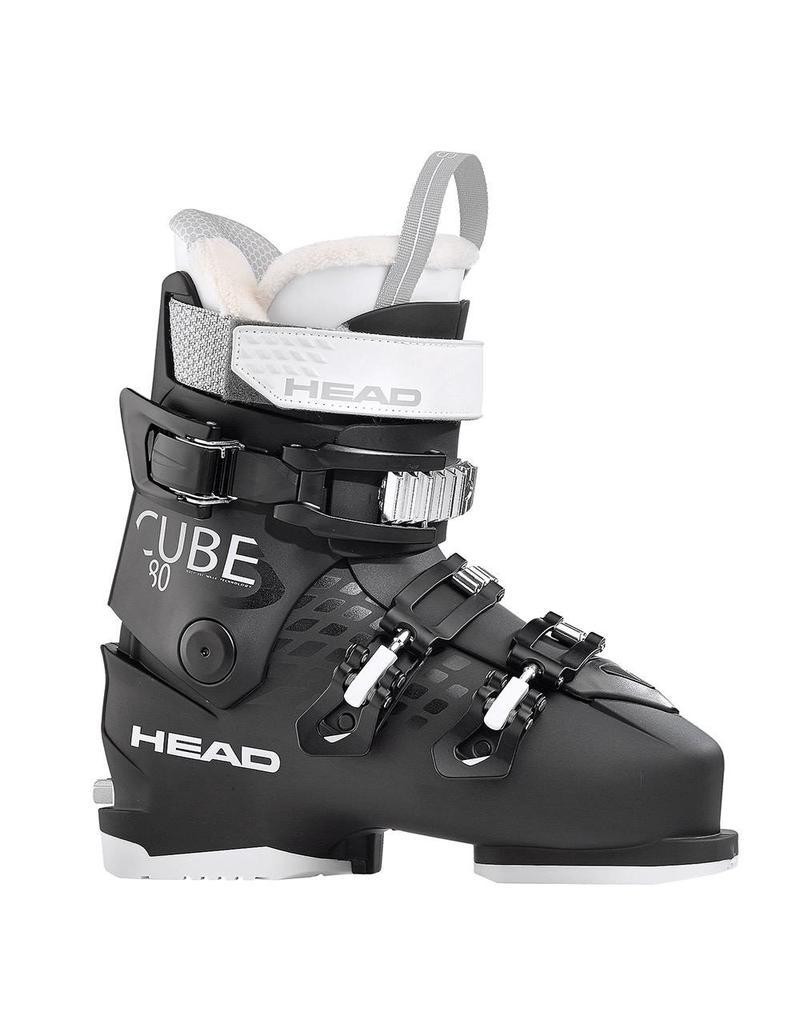 Head Cube3 80 W Women Ski Boots Black
