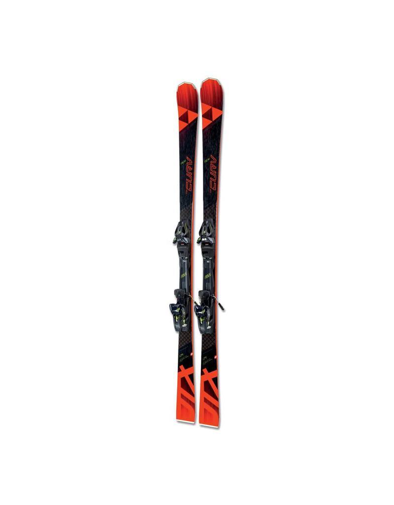 Skisport & Snowboarding Fischer RC4 THE CURV DTX Racetrack 157cm Alpin