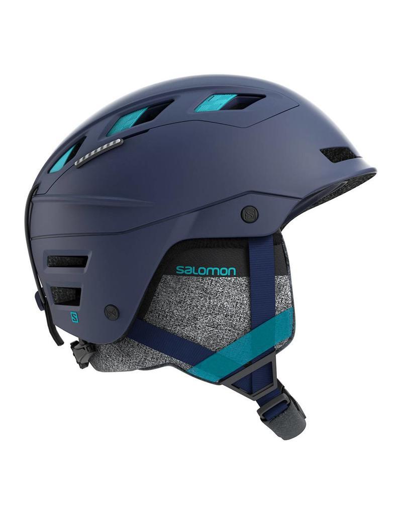 31d413f0428 Salomon QST Charge W Wisteria Navy Blue Bird - Ski Center Heemskerk