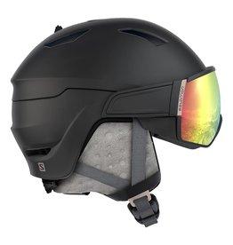 77ba90a4a Uvex Hlmt 300 Visor Vario Ski Helmet White-Mat. €299,95. Salomon Mirage+  Photo Helmet Black Rose Gold